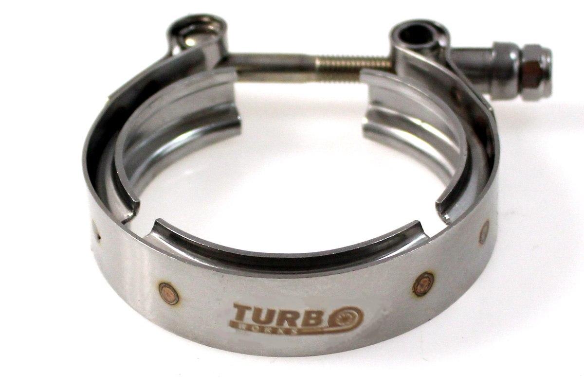 """Obejma V-Band 2,25"""" 57mm - GRUBYGARAGE - Sklep Tuningowy"""